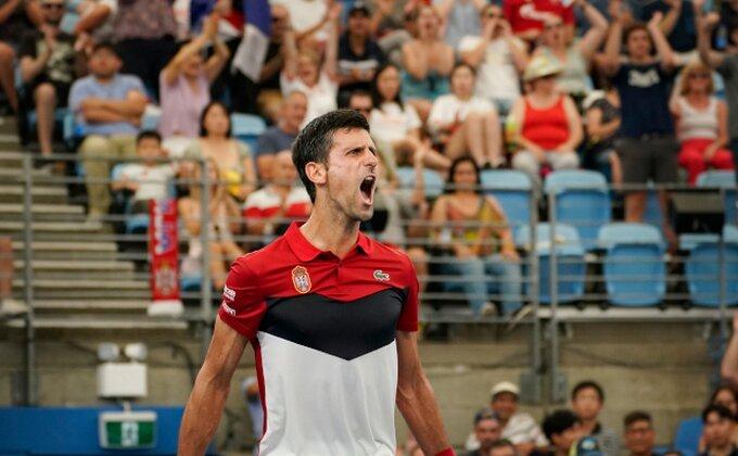ATP kup - Srbija izjednačila, kad je teško, Novak!