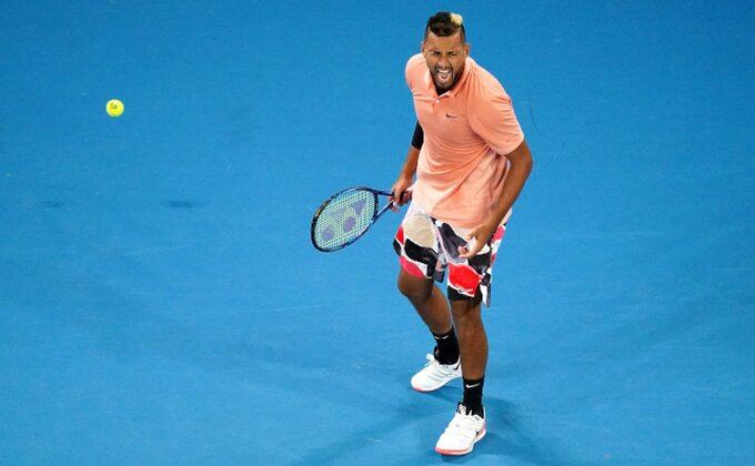 Kirjos baš ne voli Srbe, posle Novaka udario na još jednu našu i svetsku ikonu sporta!