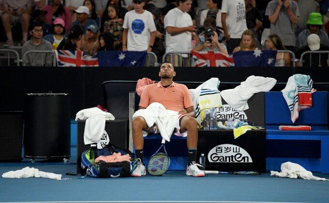 Dokle će Novak ovo da trpi?! Još jedan Kirjosov nizak udarac!