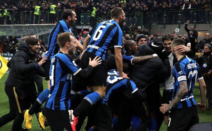 Inter je spreman da trejduje i da dominira tržištem!
