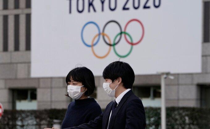 Organizatori Olimpijskih igara odolevaju virusu!
