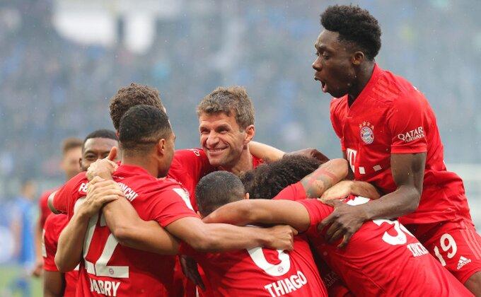 Bajern zahvalan zbog nastavka Bundeslige