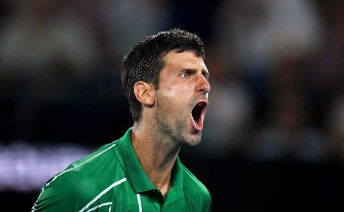 Ako stigne do prvog mesta, Novak bi tu mogao dugo da se zadrži...