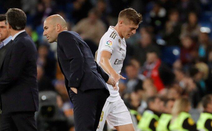 "Kros čestitao pa ""pecnuo"", ko dobro spava posle ispadanja Reala?"