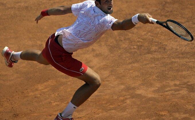 Određena satnica polufinala Rima, evo kada će Novak na teren