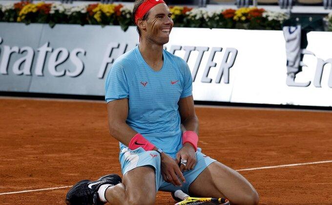 Nadal nije završio sezonu i vraća se da ugrozi Novaka!
