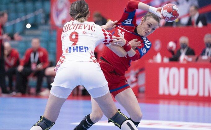 Ceca Kitić je mnogo razočarana, nije mogla da veruje šta se dešavalo protiv Hrvatske...