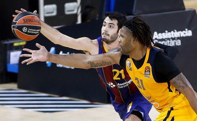 Peh za Barselonu, kraj godine za iskusnog košarkaša!
