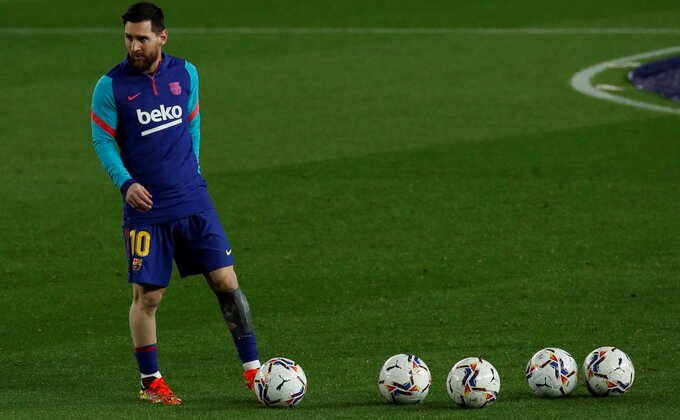 "Hoće li Mesi srušiti ""Ronaldo"" kletvu?"
