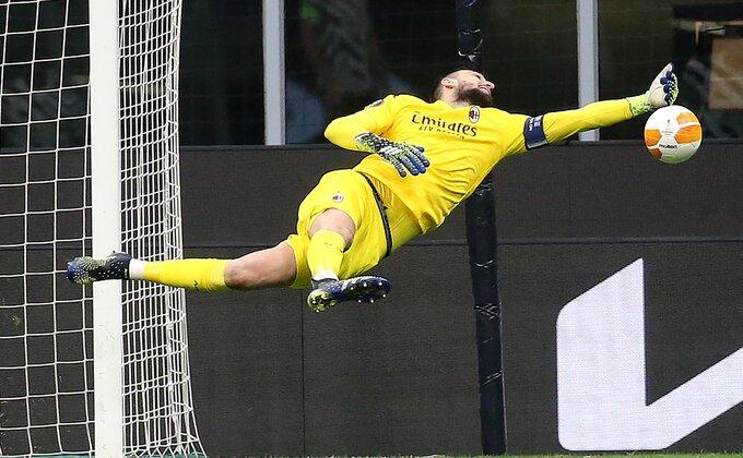 Donaruma bivši, Milan već pazario golmana?!