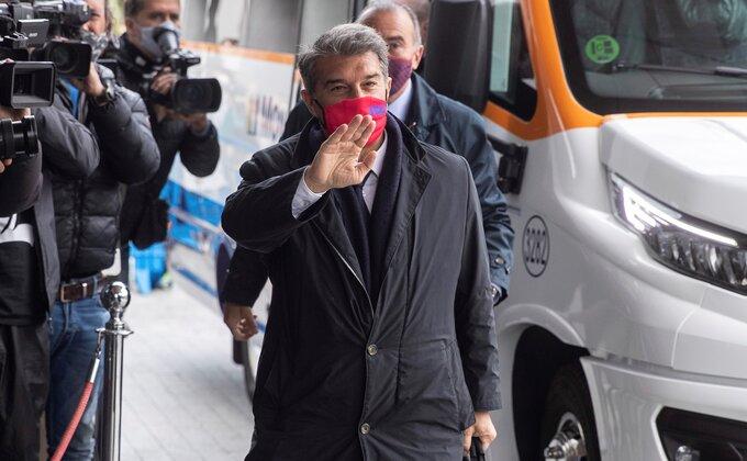 ESL - Laporta se izborio, Barsa ne plaća ništa za odustanak!