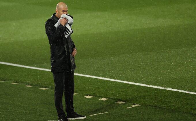 "Zidan razbesneo Barsu, zabrinuo navijače Reala posle ""El Klasika"""