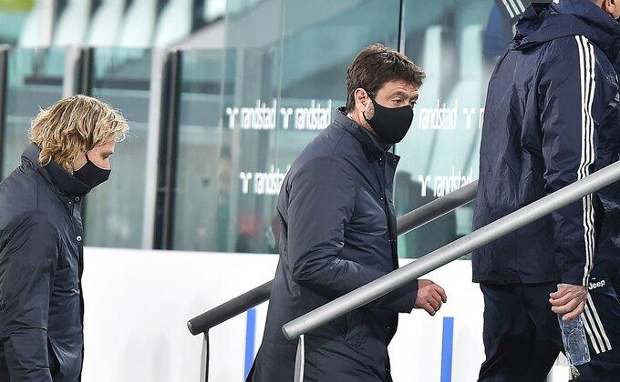 "Počelo je! Rajola ""komandant"", petorica igrača na Juventusovom meniju!"