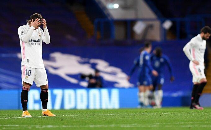 Šok za šokom za Real, posle poraza u Londonu - duga evropska pauza!?