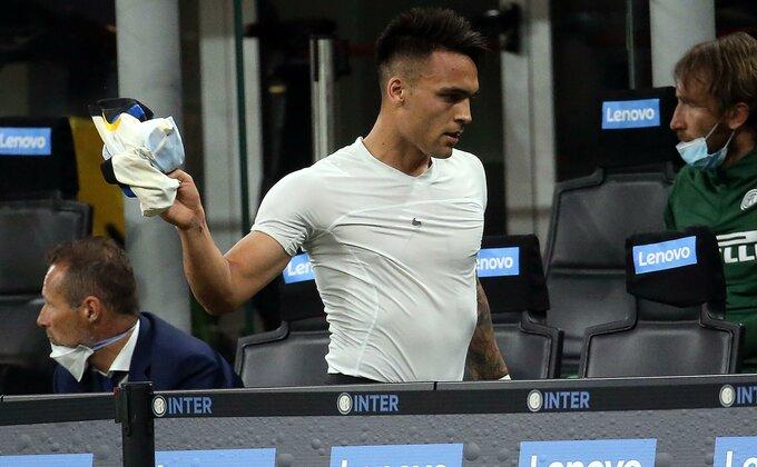 """Nema mira ni sa """"Skudetom"""", svađa u Interu!"""