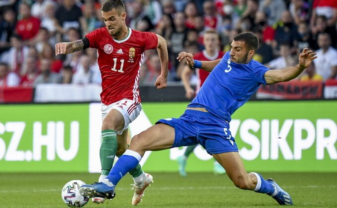 Pobeda Mađarske, Holenderu velika uloga, Nikolić promašio penal