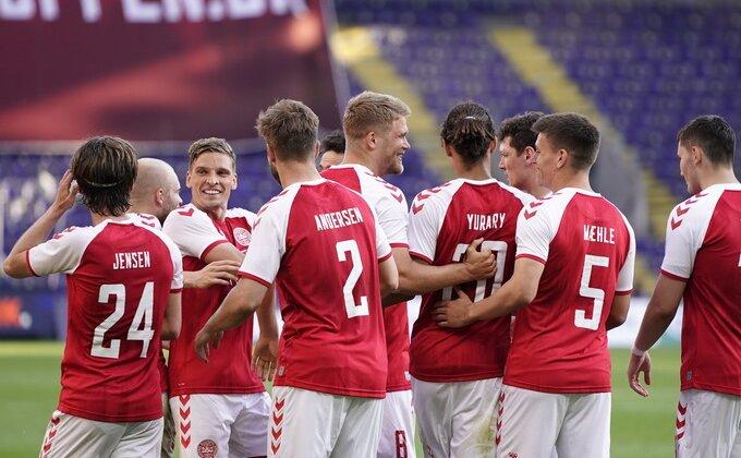 Novo saopštenje FS Danske, trening otkazan, ali stigla je mnogo važnija informacija