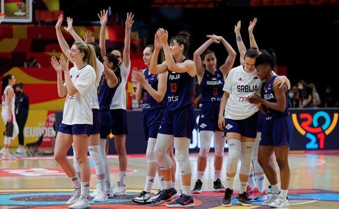 Košarkašice otputovale u Tokio, snažna poruka selektorke