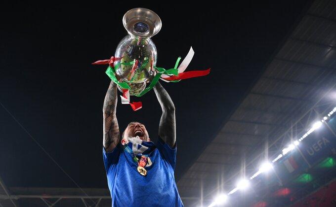 Jednom se ženi Berna, prvak Evrope u fudbalu!
