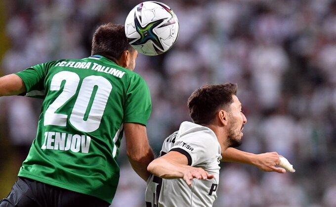 Partizanov rival ređa pobede u Estoniji