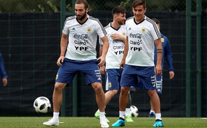 Argentina ne igra u Izraelu, Iguain odahnuo