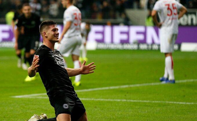 Bundesliga - Istorija je ispisana, niko kao Luka Jović!
