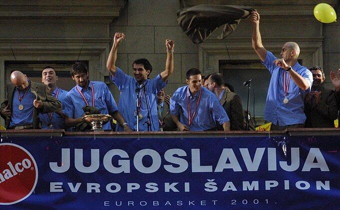Sećate se kako smo se prošetali do titule prvaka Evrope? FIBA nije zaboravila!