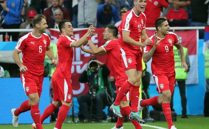 Mitrović ne maši dva puta, Srbija ima više od igre! (POLUVREME)