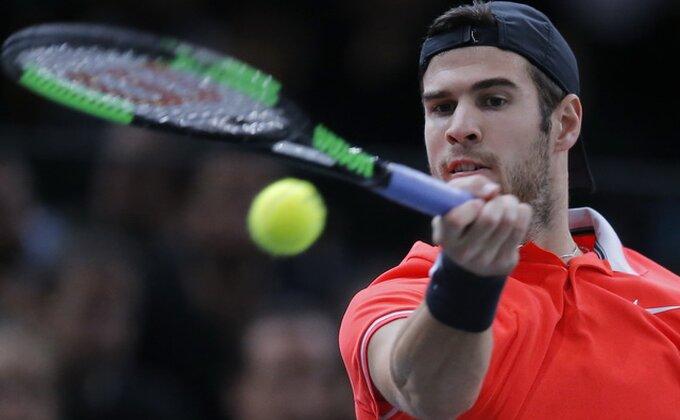 Hačanov napravio skandal na teniskom terenu, ovo je gore od Novaka na US openu, a nije diskvalifikovan!