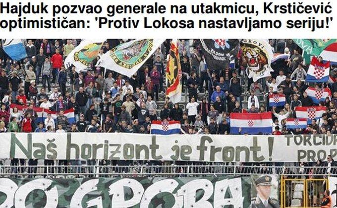 Odjeci skandala - Hajduk zove generale na derbi...