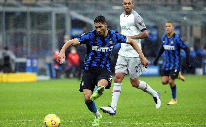 Hakimi blistao protiv Mihine Bolonje, Inter stigao do rutinske pobede, pogodio i Lukaku