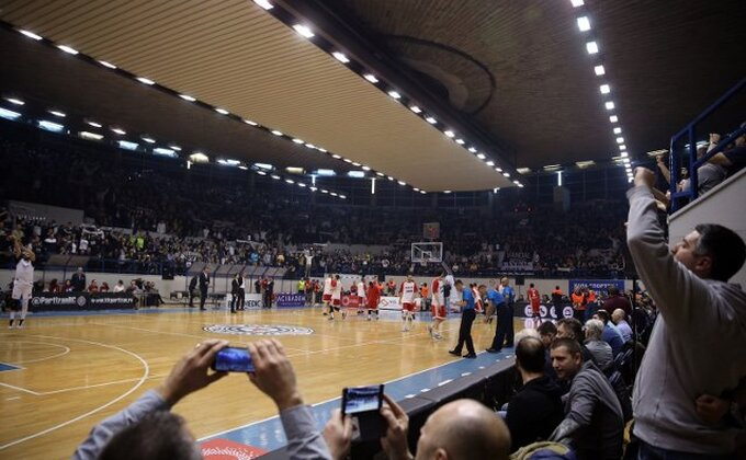 Krcata ''Hala sportova'', znate li ko još večeras bodri Partizan?
