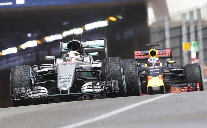 Hamilton i Alonso startuju sa začelja na trci u Belgiji