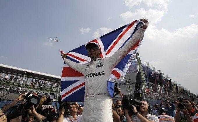 Hamilton blista: ''Nikada ne odustajem!''