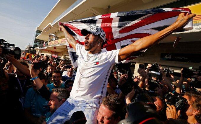 Hamilton doveo u pitanje odluku o održavanju trke Formule 1