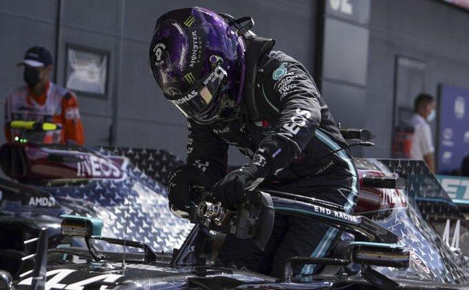 Dominacija Mercedesa u Španiji, vratio se Peres