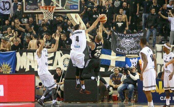 Hečer bez milosti za 'braću' - Partizan slavio u Solunu!