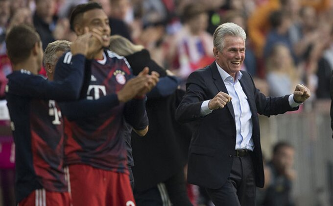 Hejnkes je istinska legenda najboljeg nemačkog kluba!