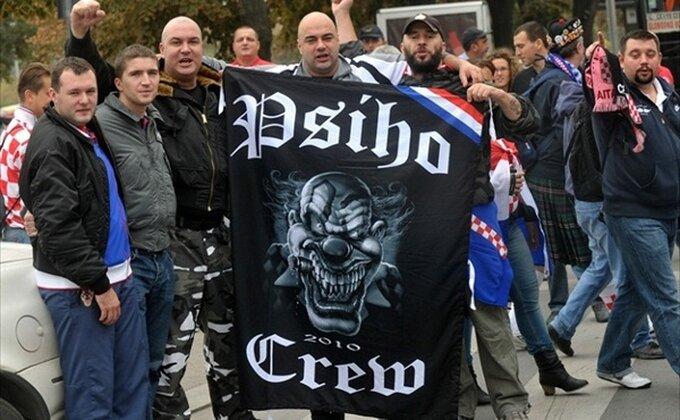 Hrvatska kažnjena zbog navijačkih ispada
