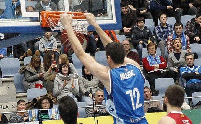 Sjajni Huskić odigrao partiju za pamćenje, kao Tomašević nekada