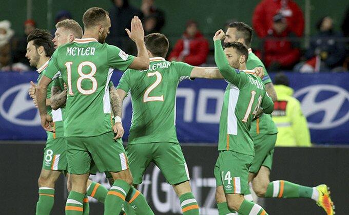 Irci prezadovoljni, veruju da su u sjajnoj poziciji