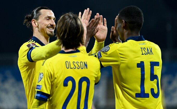 Alarm u Švedskoj, Ibrahimović napustio trening