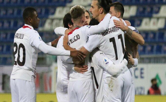 Ibrahimović osvojio Sardiniju, Milanova rutina protiv Kaljarija!