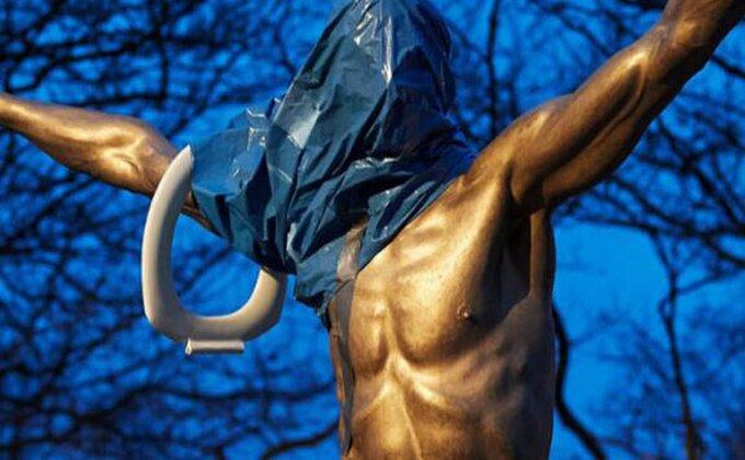 Izmeštaju Zlatanovu statuu, gde će završiti?