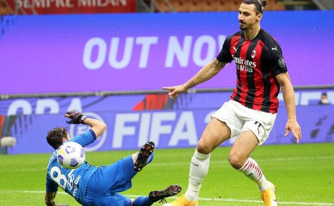 Milan tri puta vodio, Roma izvukla bod, Zlatan je zlato, ali sudije su opet glavna tema!