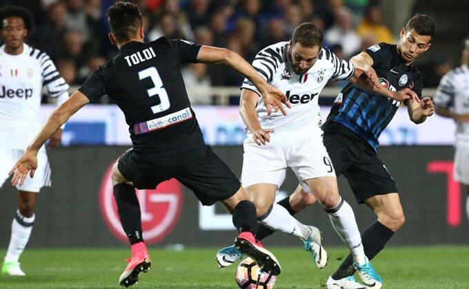Hrabra Atalanta se isprsila pred Juventusom!