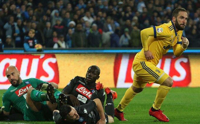 """""""Pipita"""" nastavio teror, Juventusov zid utišao """"San Paolo""""!"""