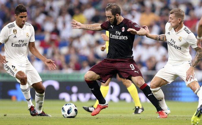 Real bolji od Milana, igrao i Modrić