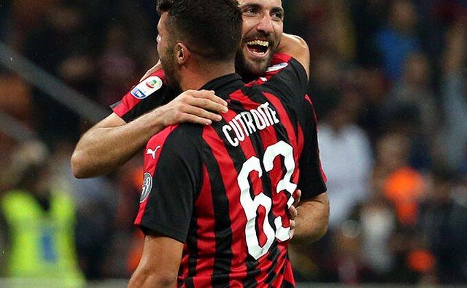 "Defanzivac uveren: ""Milanu je mesto u Ligi šampiona!"""