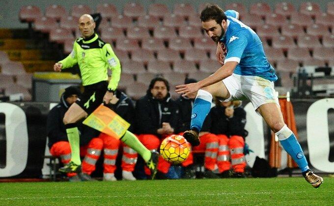 Napoli opet za petama Interu!